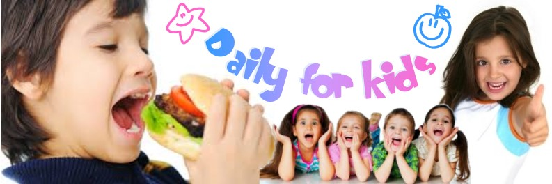 Daily-in is top voor kids