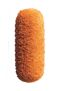 De kroket is favoriet bij Daily-in, op nationale krokettendag 9 oktober
